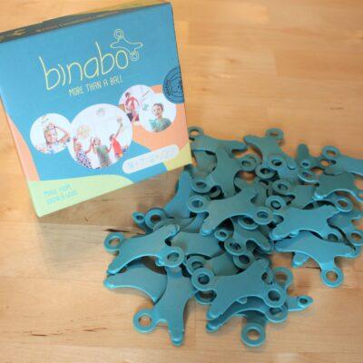Sie suchen ein kreatives und nachhaltiges Spielzeugt – dann ist Binabo genau richtig!!