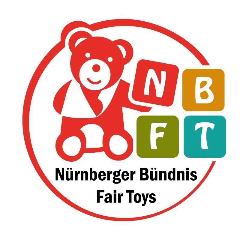 Für uns klar: Wir wollen auch im Nürnberger Bündnis Fair Toys mitwirken und uns für nachhaltiges Spielzeug einsetzen