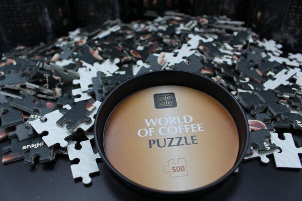 Auch nach dem Puzzeln macht dieses Puzzle optisch etwas her – machen Sie darauf ein ansprechendes Bild