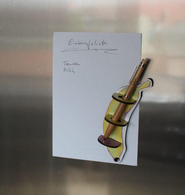 nger… Vergessen Sie nicht, eine Ananas auf Ihren Einkaufszettel zu schreiben – diese Form einer Ananas erinnert Sie.
