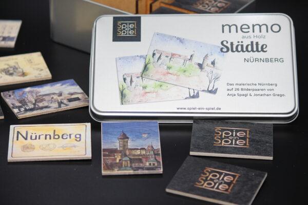 Unser jüngstes Memo-Mitglied – Nürnberg in 26 Bildern; entstanden durch Anja Spagl und Jonathan Grego