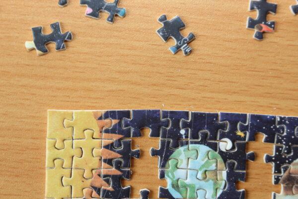 Es gibt unzählige Puzzles des Herstellers Londji, neben diesem gibt es aktuell 9 eigene Motive.