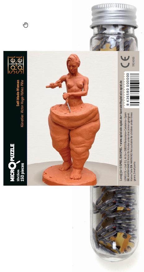 Schenken Sie ein besonderes Kunstwerk in einer außergewöhnlichen Form.
