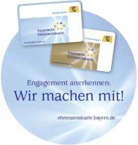 Wir sind Partnerunternehmen der Ehrenamtskarten in Berlin, Nürnberg, Brandenburg, Nordrhein-Westfalen und Schleswig-Holstein